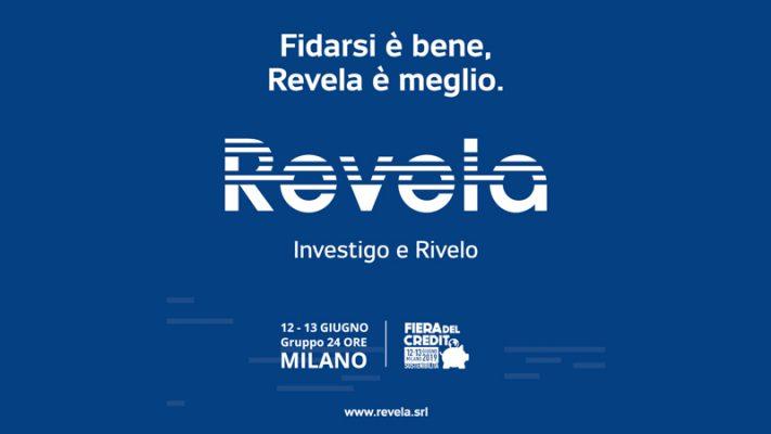 Fiera del Credito: Revela partecipa come sponsor
