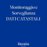 Monitoraggio e Sorveglianza Dati Catastali