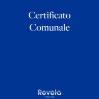 Certificato Comunale